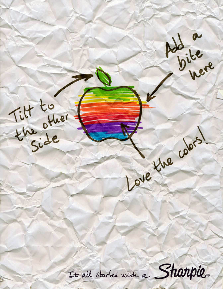 Apple-Sharpie-Advert-It-all-started-with-a-sharpie