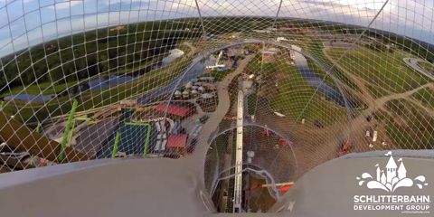 The Worlds Tallest Water Slide