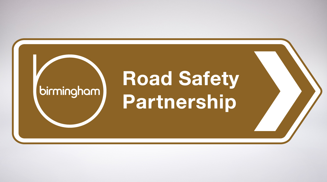 Birmingham Road Safety Paertnership - Brand Identity