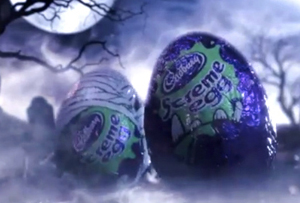 Cadbury Screme Eggs - They're Here!!