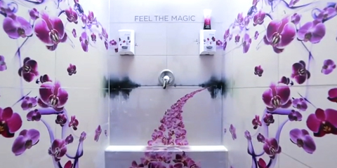 The Lux Magical Shower Room
