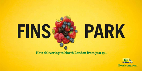 Morrisons - Up Your Street Ads
