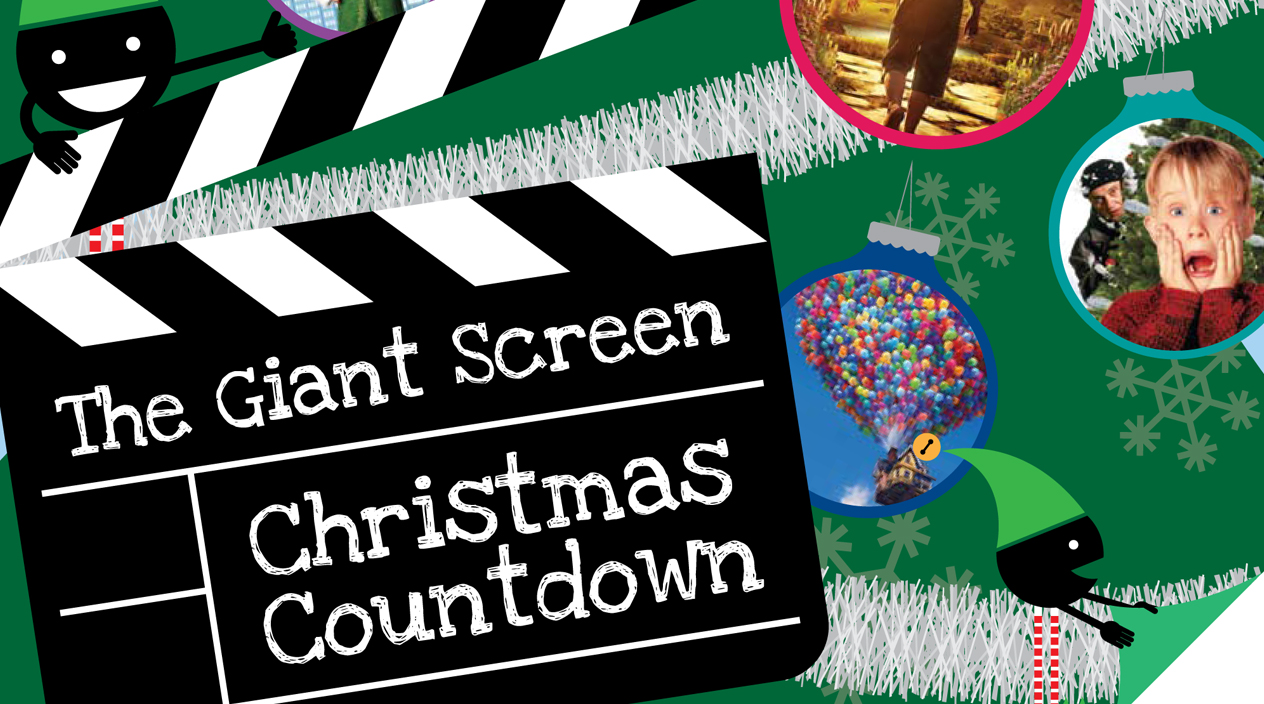 Giant Screen Advent Calendar