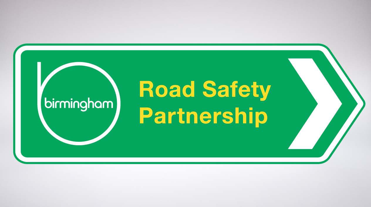 Birmingham Road Safety Partnership - Brand Identity