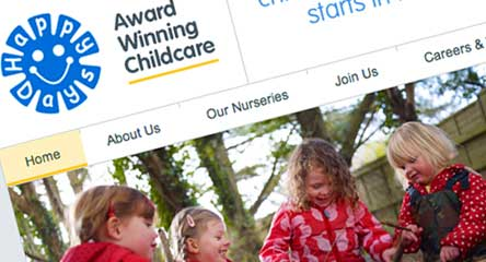 Nursery Website