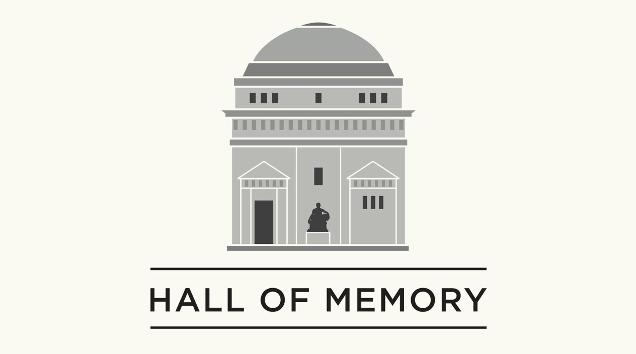 Hall of Memory, Birmingham - Logo