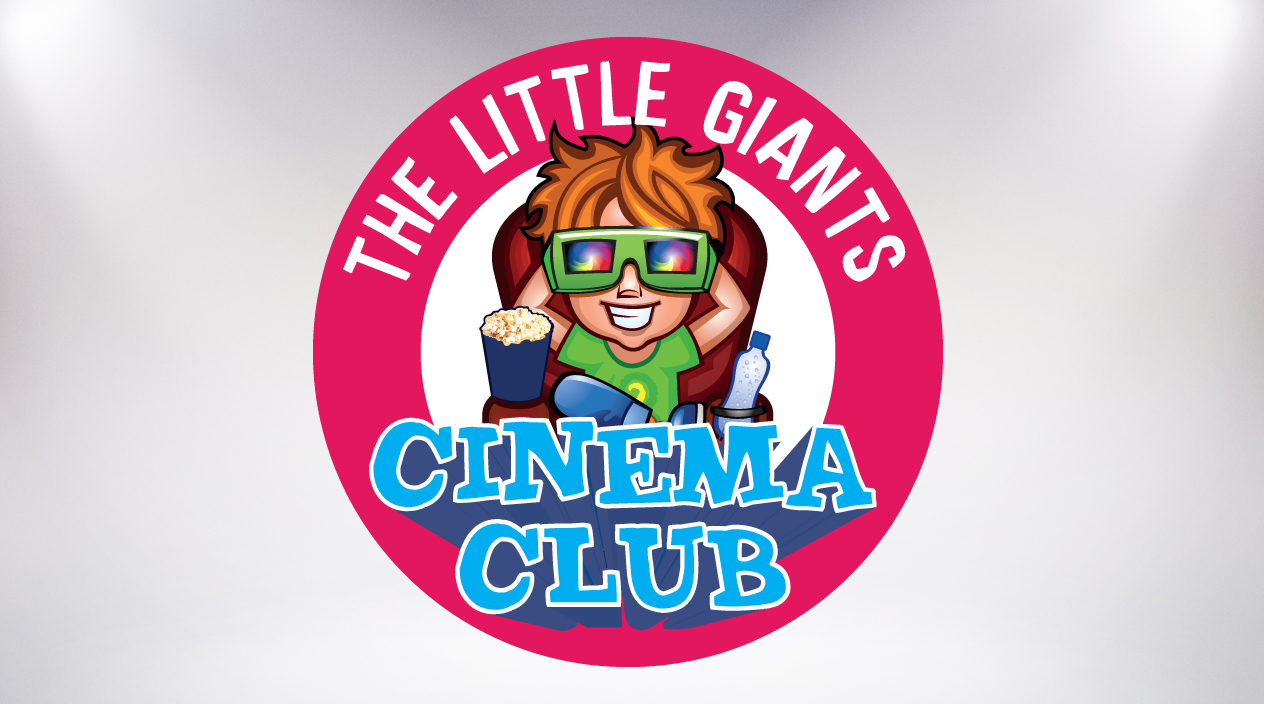 Little Giants Cinema Club Logo