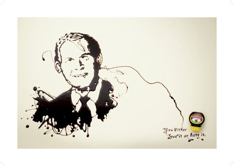 Marmite George Bush Ad of the Week