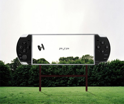 PSP Ad of the Week